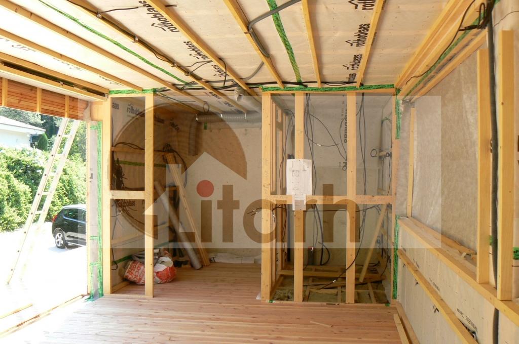 extension Sollies Toucas dep 83 VAR Maison Bois Roumanie # Maison En Bois Var