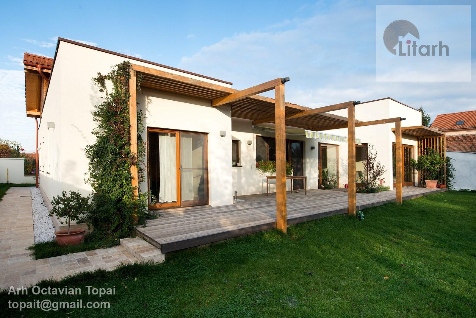 Maison en bois roumanie id e int ressante pour la conception de meubles en bois qui inspire - Maison en bois en kit roumanie ...